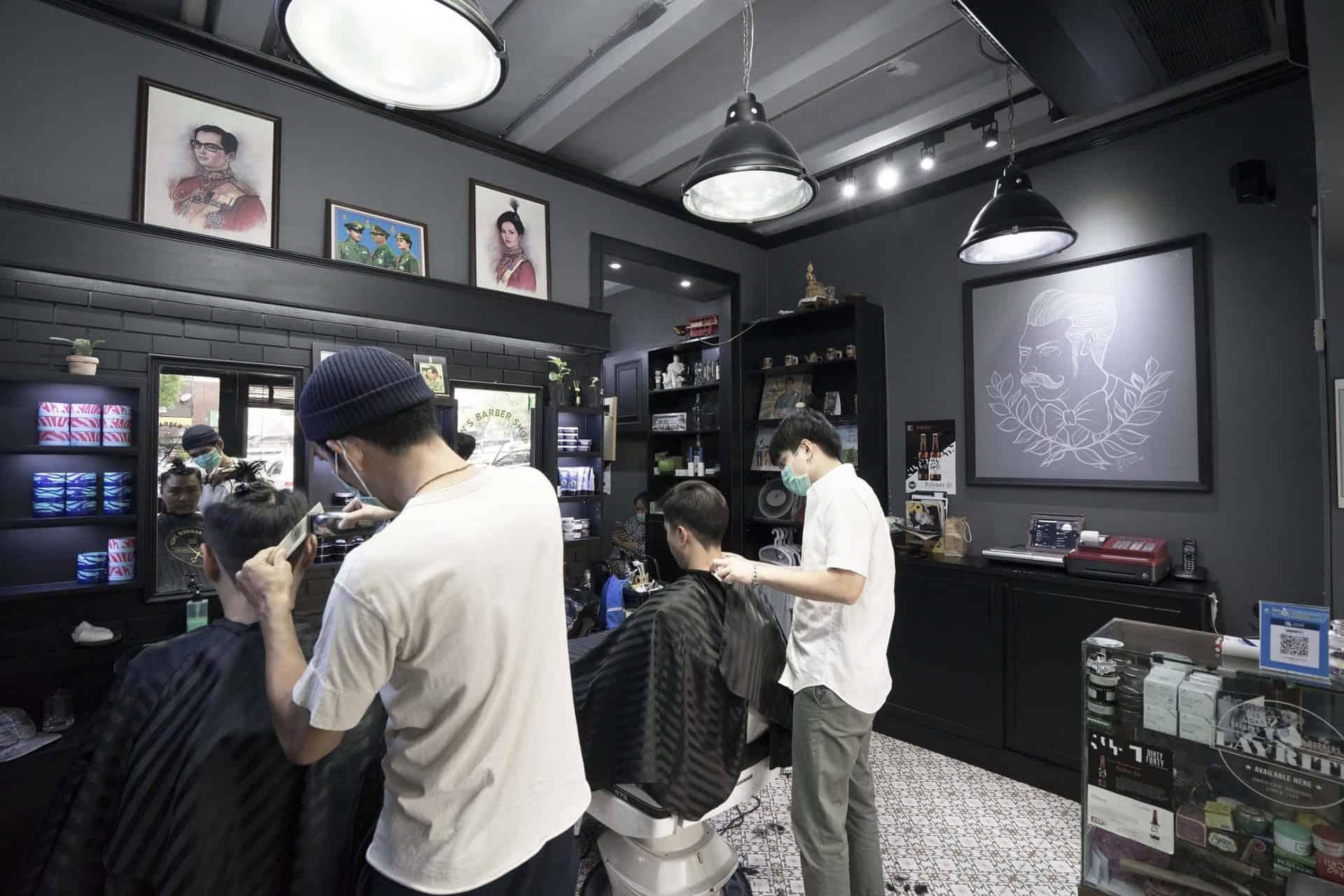 Home - Tew's Barber Shop
